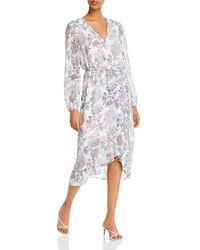 Elise Bloom Womens Flowy Vintage Floral Print Satin Crepe Shirt Vest Strap top