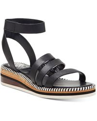 Vince Camuto Women's Margreta Platform Sandals - Black