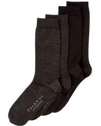 Falke - Soft Merino Blend Socks - Lyst