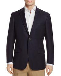 Hart Schaffner Marx Basic New York Classic Fit Sport Coat - Blue