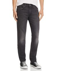 Levi's - 511 Slim Fit Jeans In Volcano Ash - Lyst