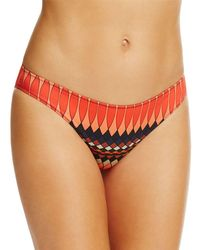 Paul Smith - Maharam Print Classic Brief Bikini Bottom - Lyst