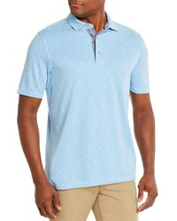 Tommy Bahama Palmetto Paradise Regular Fit Polo Shirt - Blue