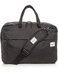 Herschel Supply Co. - Sandford Briefcase - Lyst