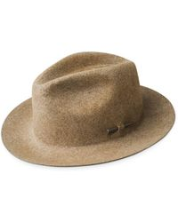 Bailey of Hollywood Atmore Fedora - Brown