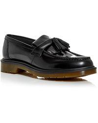 Dr. Martens Adrian Moc Toe Loafers - Black