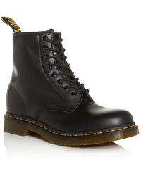 Dr. Martens - Men's 1460 Leather Combat Boots - Lyst