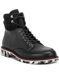 Robert Graham - Men's Canon Rock Lace-up Combat Boots - Lyst