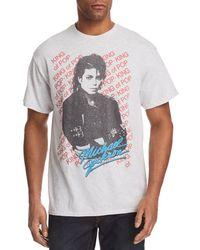 Junk Food - Michael Jackson Tee - Lyst