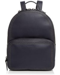 Mackage - Brook Studded Leather Backpack - Lyst