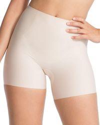 Spanx Thinstincts Girl Shorts - Natural