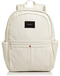 State | Kane Canvas Backpack | Lyst