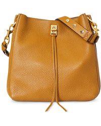 Rebecca Minkoff Darren Leather Shoulder Bag - Multicolor