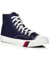 030e114705d34 Pro - Keds Men's Royal High - Top Sneakers - Blue