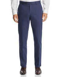Brooks Brothers - Milano Tonal-stripe Regular Fit Chino Trousers - Lyst