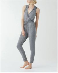 Splendid Marled Jumpsuit (76.6% Off) - Comparable Value $128 - Grey