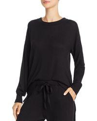 Josie Bella Lounge Sweatshirt - Black