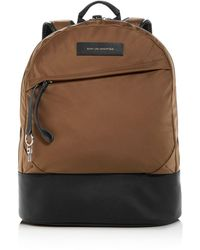 Want Les Essentiels De La Vie Kastrup Nylon Backpack - Natural
