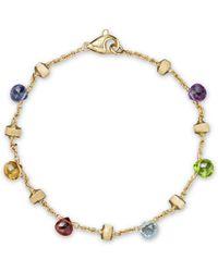 Marco Bicego - Paradise Mixed - Gemstones Bracelet - Lyst