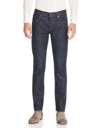 J Brand - Kane Straight Fit Jeans In Hood - Lyst