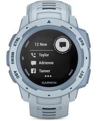Garmin Instinct Smartwatch - Blue