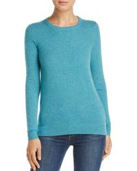 C By Bloomingdale's - Crewneck Cashmere Sweater - Lyst