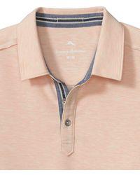 Tommy Bahama Coasta Vera Regular Fit Polo Shirt - Natural