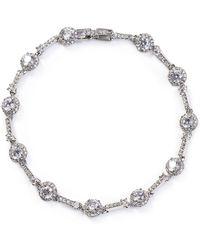 Nadri - Pavé Tennis Bracelet - Lyst