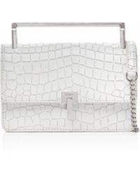 Botkier - Lennox Mini Embossed Leather Crossbody - Lyst