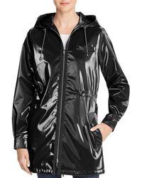 Jane Post - London Shiny Raincoat - Lyst