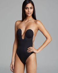 Fashion Forms - U Plunge Backless Strapless Bodysuit - Lyst