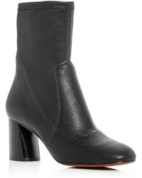 Donald J Pliner - Women's Giselle Square Toe Booties - Lyst