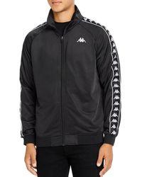 Kappa Banda Anniston Track Jacket - Black