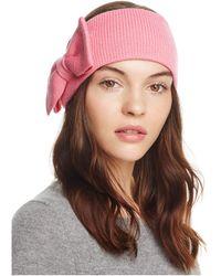 Kate Spade Bow Headband - Pink