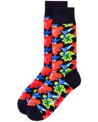 Happy Socks - Hummingbird Socks - Lyst
