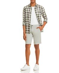 AG Jeans Griffin Regular Fit Shorts - Grey