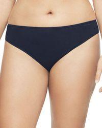 Calvin Klein - Plus Form Cotton Bikini - Lyst