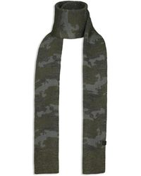 Bickley + Mitchell - Camouflage Scarf - Lyst