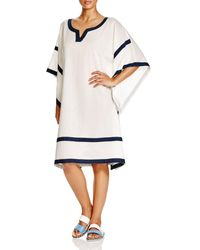 Vince Camuto Tunic Swim Cover-up - Blue