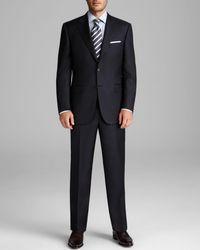 Canali Siena Suit - Classic Fit - Blue