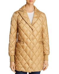Dawn Levy Jess Puffer Coat - Natural