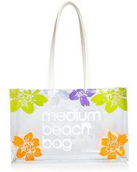 Bloomingdale's Medium Beach Bag - Multicolour