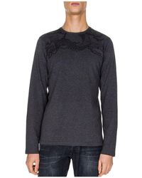 The Kooples - Dragon Embroidered Long-sleeve Tee - Lyst
