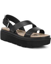 a630318a8617 Sam Edelman - Women s Rasheed Platform Sandals - Lyst