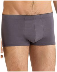 Hanro - Cotton Superior Boxer Briefs - Lyst