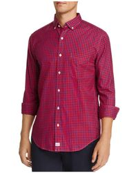 Vineyard Vines - Bentley Gingham Classic Fit Button-down Shirt - Lyst
