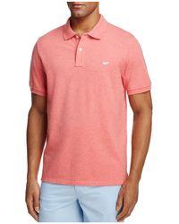 Vineyard Vines - Sunnylife + Slim Fit Piqué Polo Shirt - Lyst