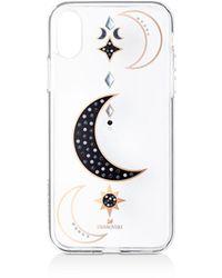 Swarovski Duo Iphone Case - Multicolour