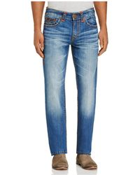 True Religion Ricky Relaxed Fit Jeans In Cape Town - Blue