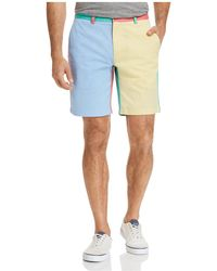 Vineyard Vines - Party Panel Stretch Cotton Shorts - Lyst